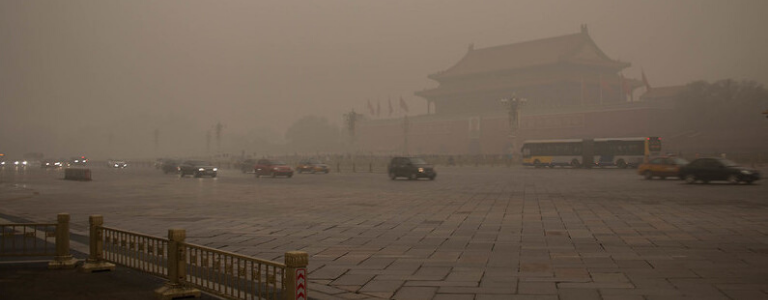 china in pollution