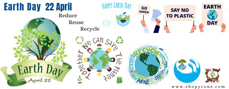 Shopycone, Earth Day Feature